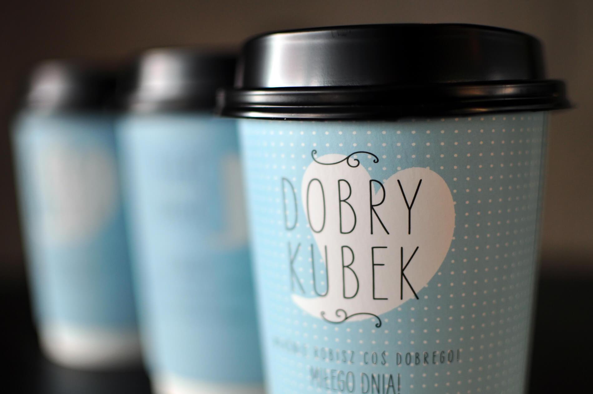 DOBRY KUBEK